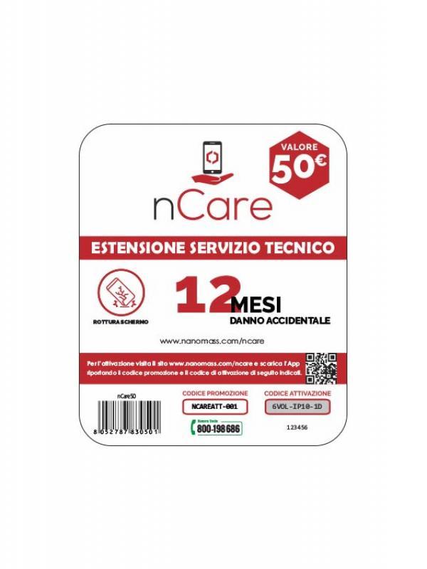 NANOMASS per SMARTPHONE con nCare